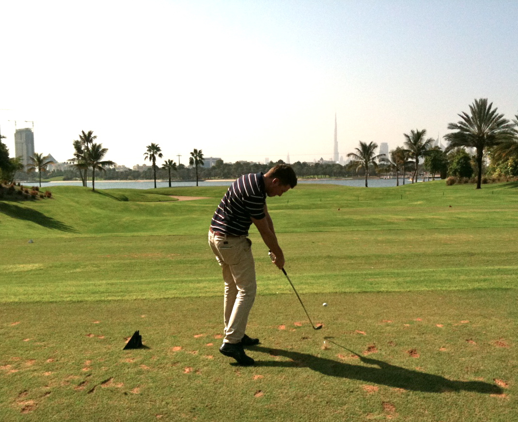Christian Josefsson - YEoS Xchange Dubai Creek Golf & Yacht Club